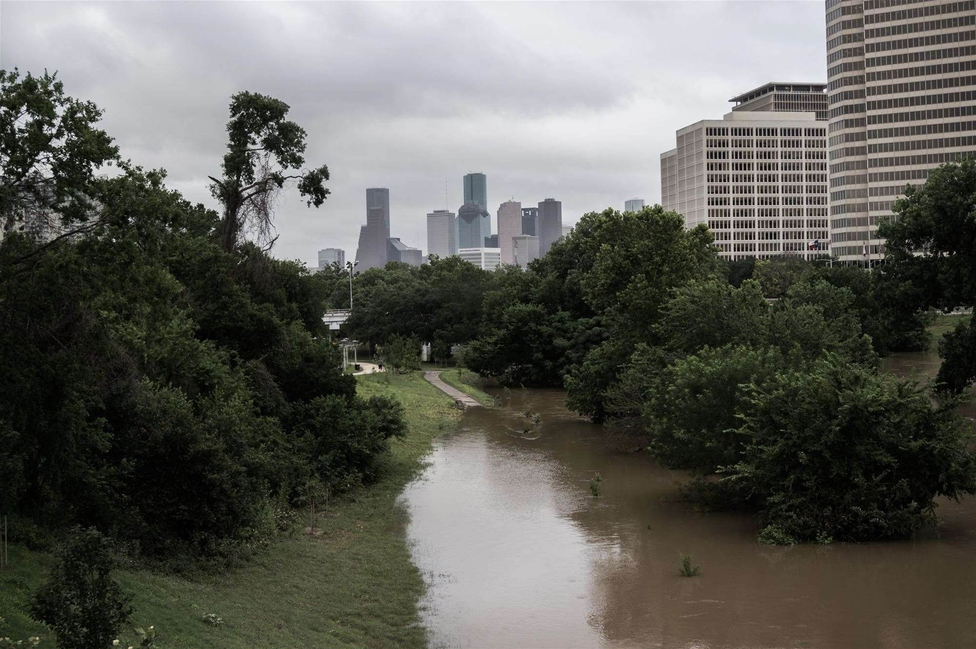What's Causing The Flooding In Texas?