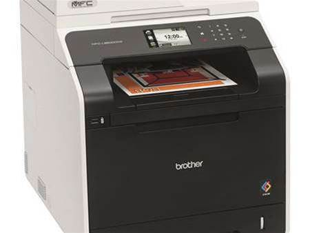 Brother's MFC-L8850CDW reviewed: for 20 to 50 users