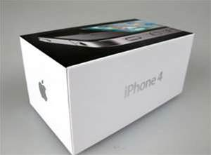 iPhone 4 centre