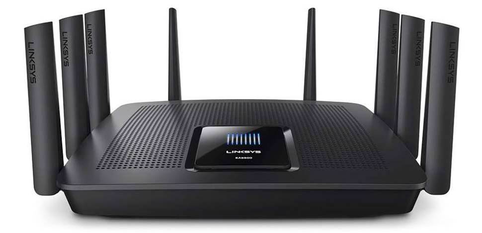 Review: Linksys Max-Stream AC5400 MU-MIMO Router
