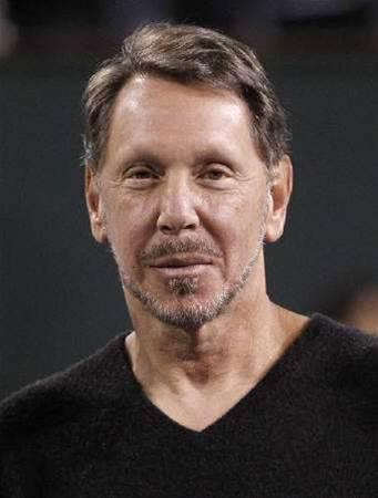 Oracle's Ellison accuses SAP of US$4bn theft
