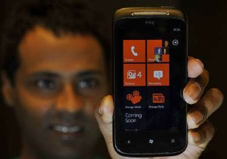 Microsoft : 1.5m Windows Phone 7 phones sold