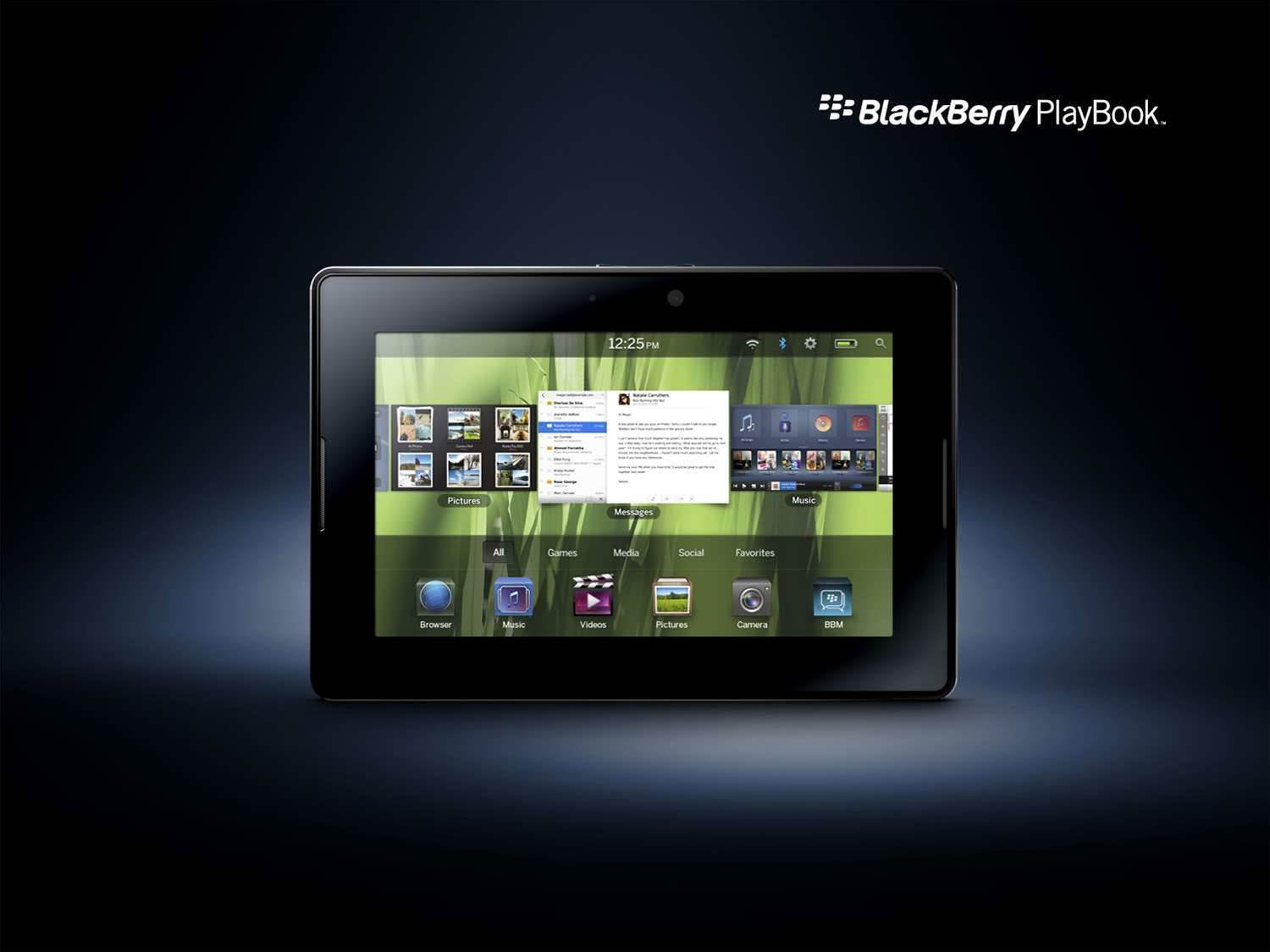 RIM recalls 1,000 PlayBook tablets