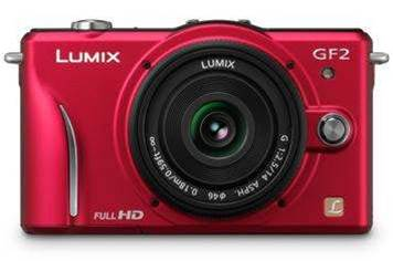 Hands-on: Panasonic Lumix DMC-GF2