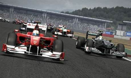 F1 2010 disappoints