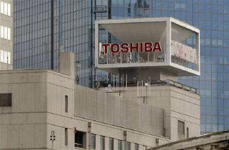 Toshiba launches tablet to challenge iPad