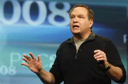 Ballmer asked Microsoft server exec to leave