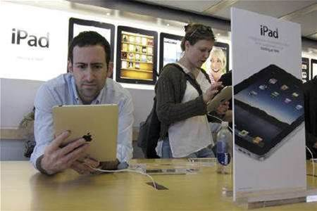 Two charged over iPad hacking on AT&T network