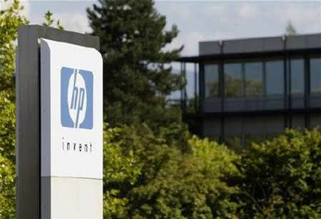 Shares plummet on HP profit downgrade