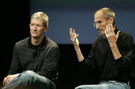 Apple shareholders reject succession plan