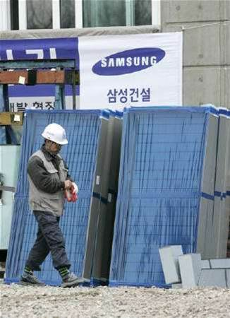 Report: Samsung eyes sale of hard-disk-drive unit