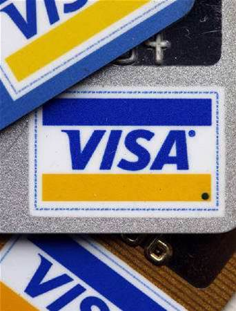 Visa backs Twitter co-founder's mobile venture