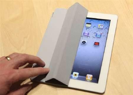 Apple working on iPad3