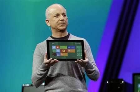 Microsoft puts Windows 8 in developer hands