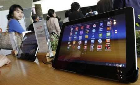 US judge rules Samsung tablets infringe Apple
