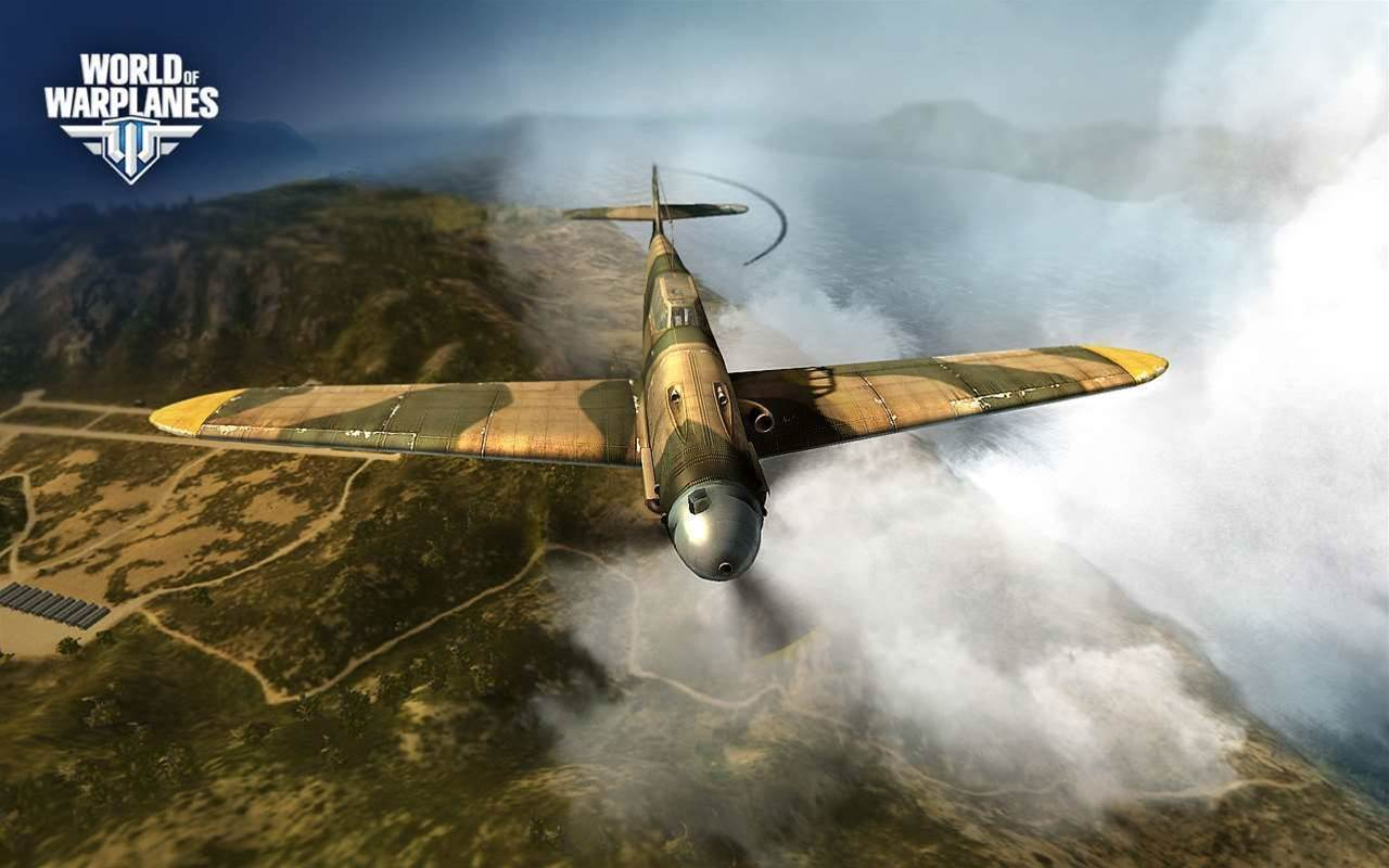 World of Warplanes site goes live, screens released