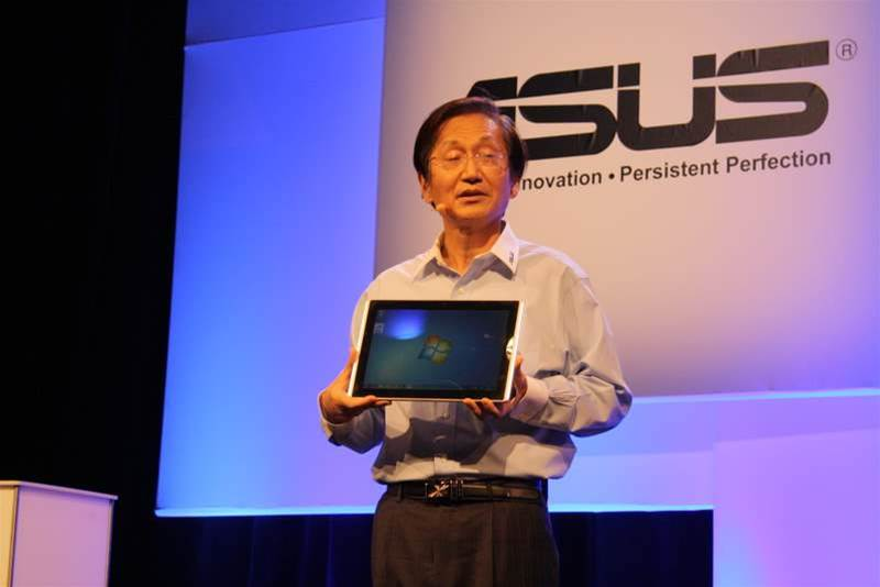 ASUS' Eee Slate EP121: a good bet for offices
