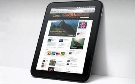 HP dumps TouchPad business