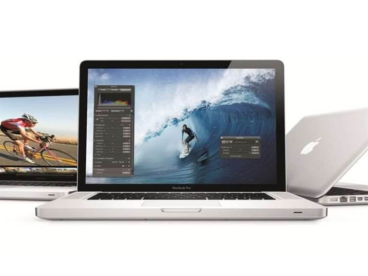Apple debuts Intel's Thunderbolt in new MacBook Pros