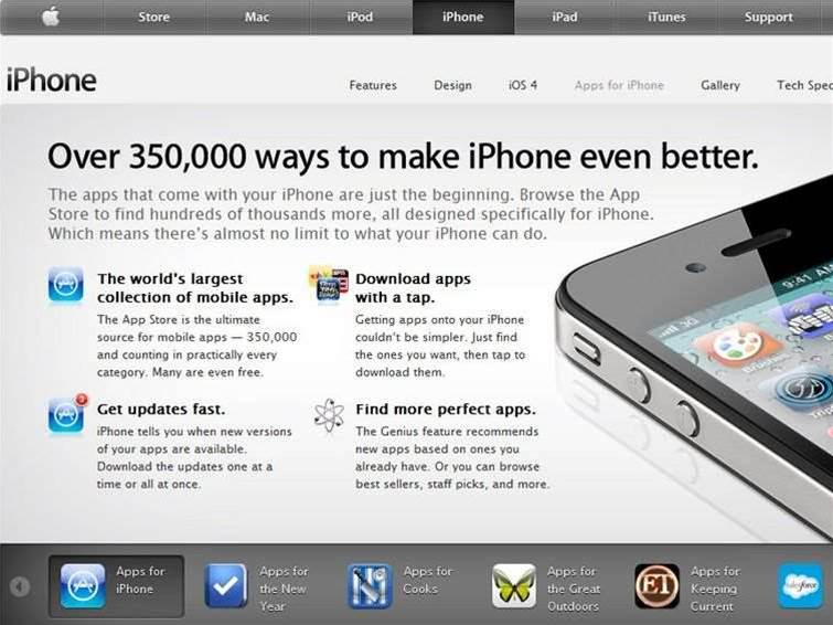 """Apple hits back in """"App Store"""" trademark row"""