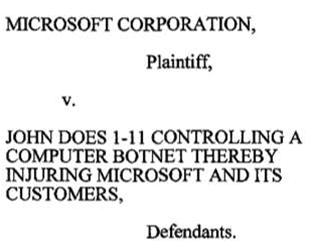 Microsoft details Rustock botnet takedown