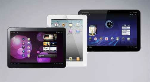 Tablet avalanche! Samsung, Apple and Viewsonic announce new tablet details and products
