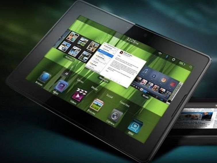 BlackBerry PlayBook to run Android apps