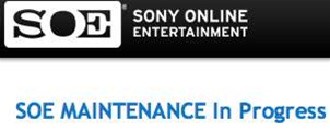 Sony Online Entertainment suspended