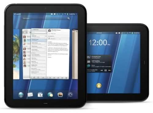 HP thinks different with its WebOS TouchPad