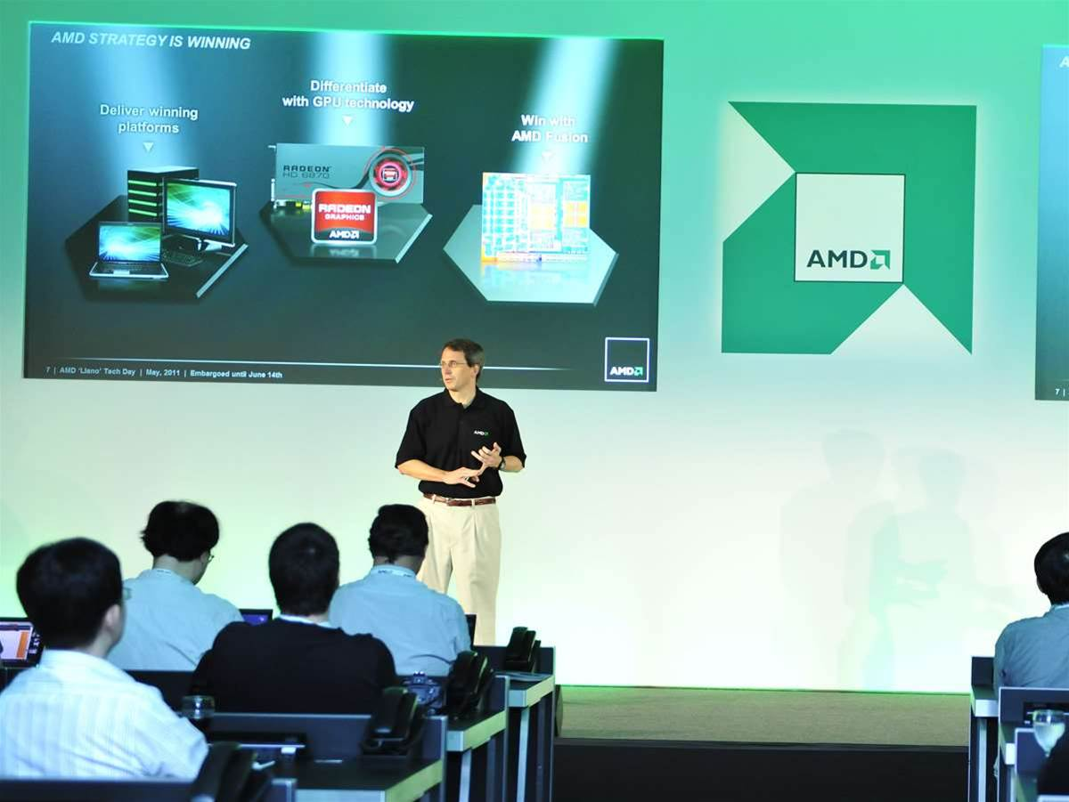 First Look: AMD's new laptop A8-3500M APU