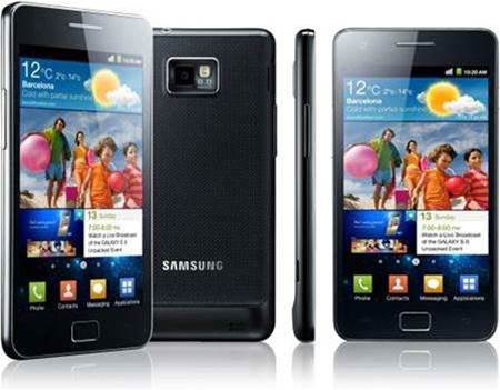 Review: Samsung Galaxy SII