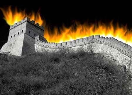 China weaponises its internet