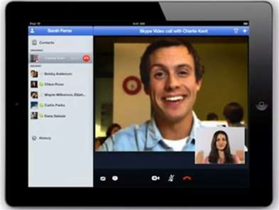 iPad 2-tuned Skype due Tuesday
