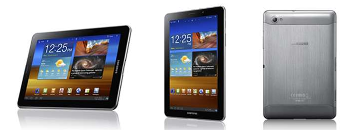 Galaxy Tab 7.7 vanishes from German trade show