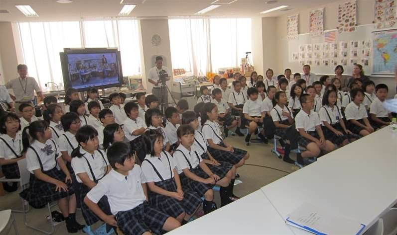 Inside the global classroom: How video conferencing could transform school