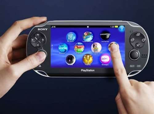 The Vita: we get hands-on with Sony's new portable PlayStation