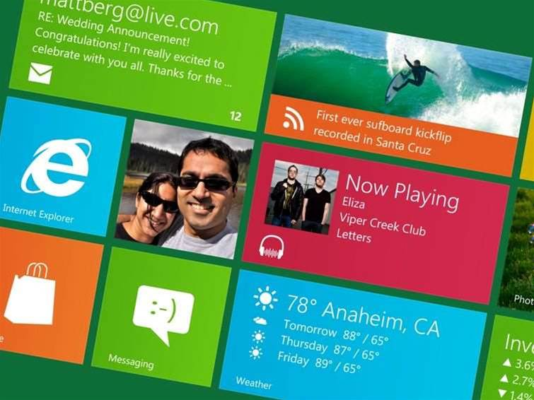 Windows 8: full details revealed