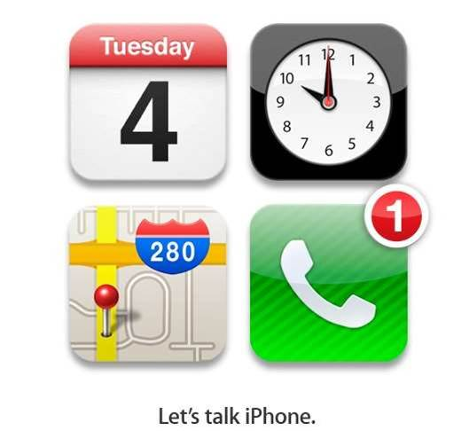 Apple iPhone 5 event officially confirmed for 4th October