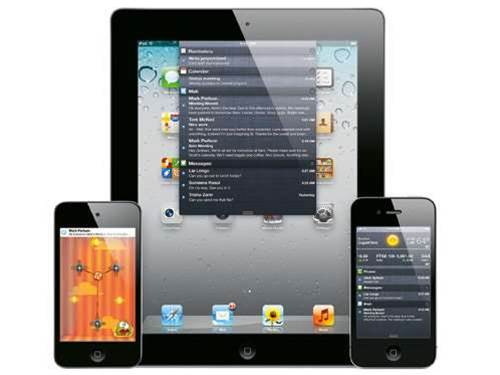 Apple users suffer iOS 5 update problems