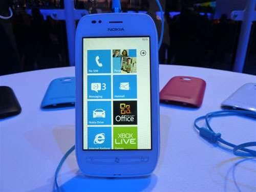 "Microsoft: Nokia Lumia is ""first"" Windows Phone"