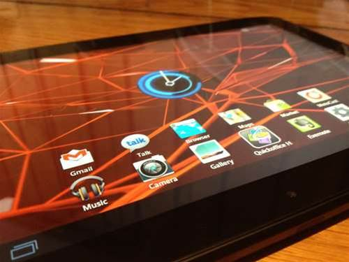 Motorola Xoom 2 hands on review