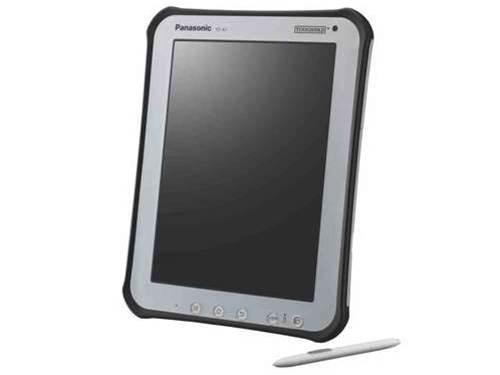 Panasonic Toughpad FZ-A1 to get going in 2012