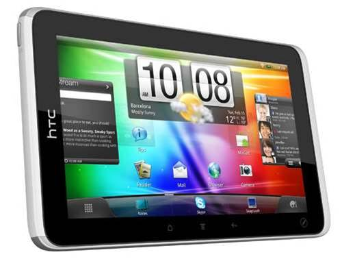 HTC quad-core tablet incoming