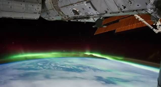 Must watch: Time lapse view of Earth from space