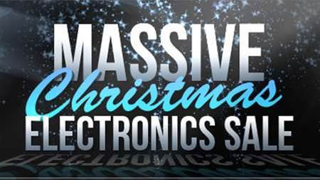 Tech deals: Catch of the Day unleashes 'ELECTRO-vaganza' Christmas Sale