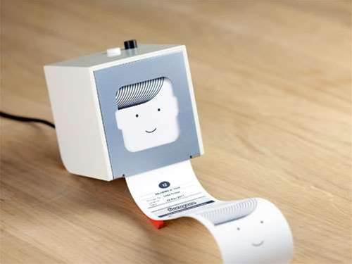 Miniature tech: nano printers