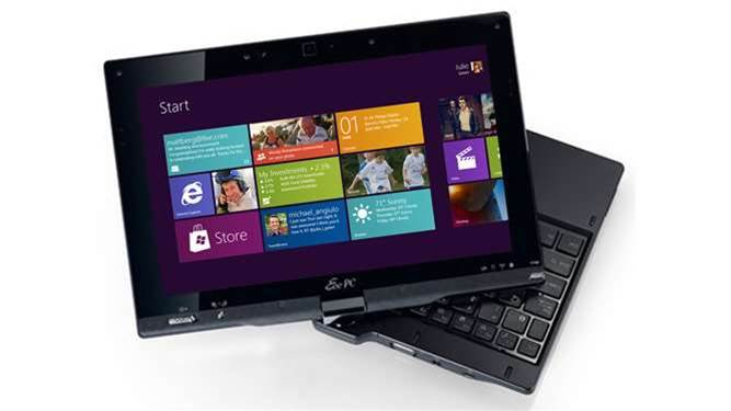 Asus launching swivel-screen Windows 8 ultrabook