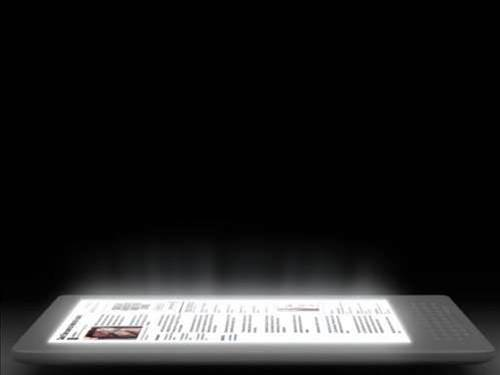 Flex Lighting unveils light film for ebook readers