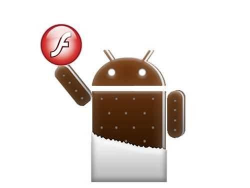 Adobe update brings Flash to the Galaxy Nexus