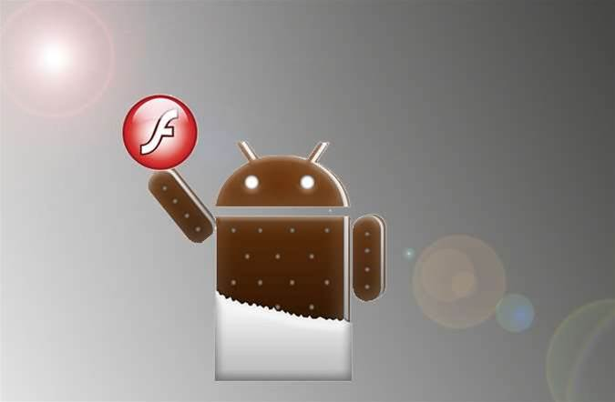 Adobe update brings Flash to the Galaxy Nexus